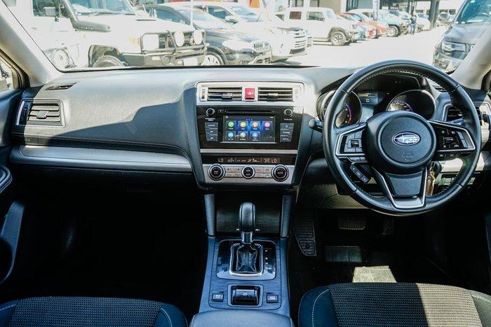 2019 Subaru Outback 2.5i 5GEN MY19 Four Wheel Drive White