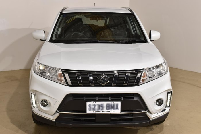 2018 Suzuki Vitara LY Series II Cool White
