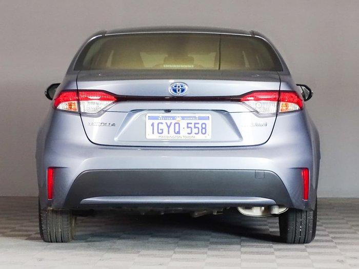 2019 Toyota Corolla Ascent Sport Hybrid ZWE211R Grey
