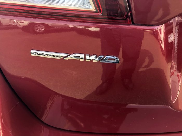 2017 Subaru Outback 2.5i Premium 5GEN MY17 Four Wheel Drive Red