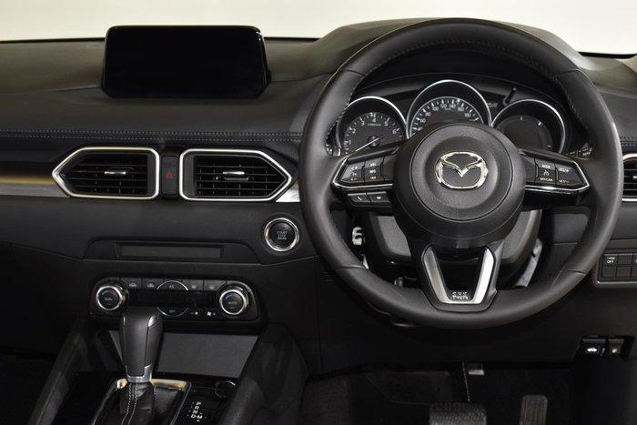 2018 Mazda CX-5 Maxx Sport KF Series Sonic Silver