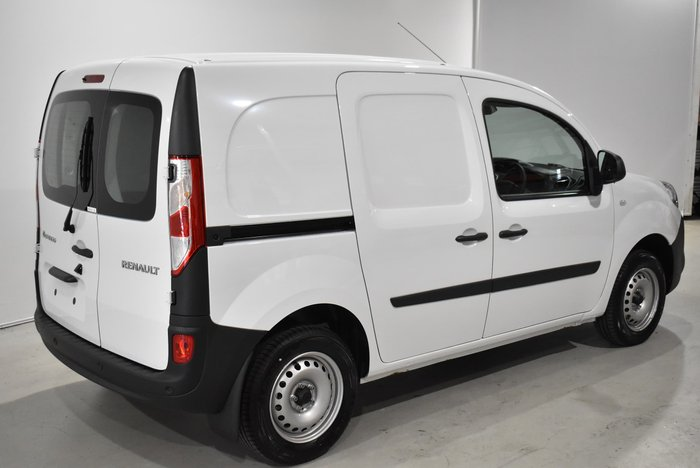 2020 Renault Kangoo Compact F61 Phase II MY21 Mineral White