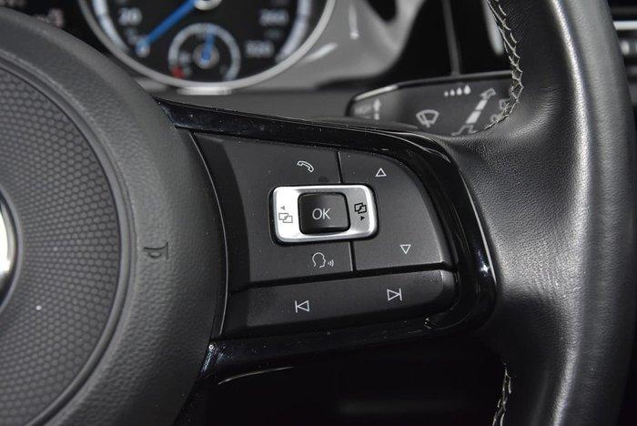 2017 Volkswagen Golf R Wolfsburg Edition 7.5 MY18 Four Wheel Drive White
