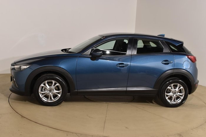 2017 Mazda CX-3 Maxx DK Blue
