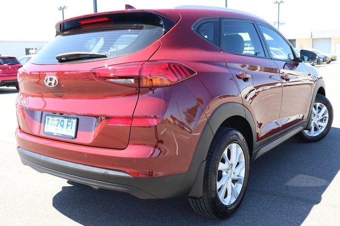 2018 Hyundai Tucson Active X TL3 MY19 Red
