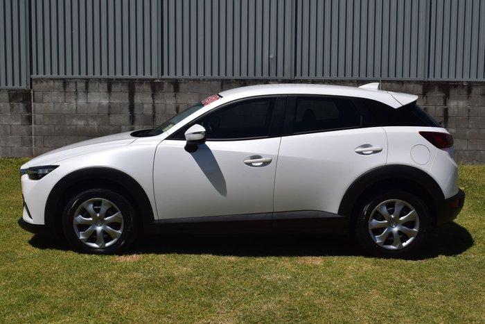 2017 Mazda CX-3 Neo DK White