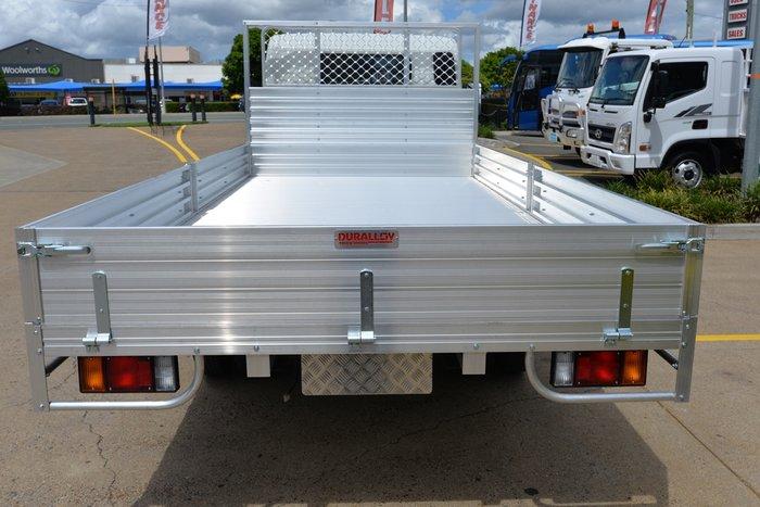2012 MITSUBISHI CANTER 7/800 WHITE