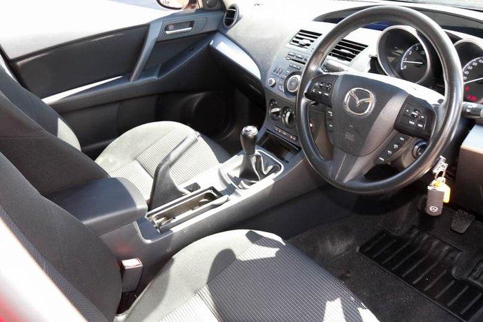 2012 Mazda 3 Neo BL Series 2 Velocity Red