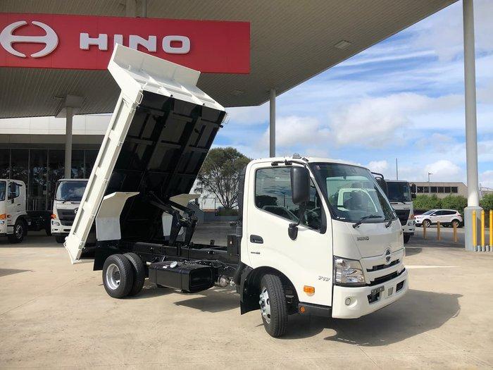 2021 HINO 717 White