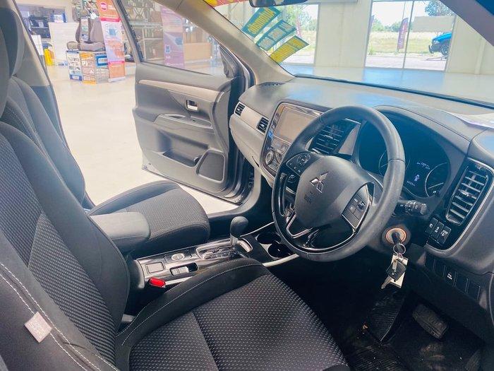 2017 Mitsubishi Outlander LS ZK MY17 4X4 On Demand Silver