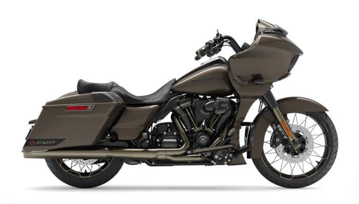 2021 Harley-davidson 2021 Harley-davidson 1900CC FLTRXSE CVO ROAD GLIDE CRUISER BLACK