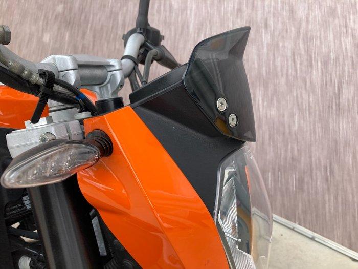 2012 Ktm 200 DUKE Orange