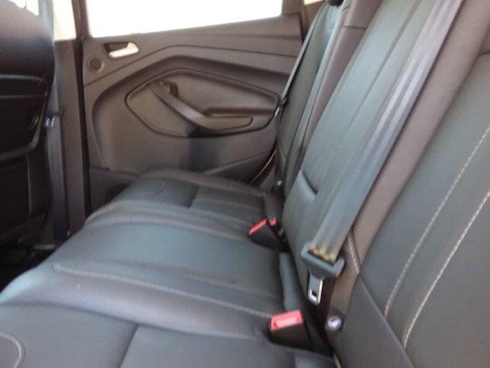 2014 Ford Kuga Titanium TF MkII MY15 4X4 On Demand Green