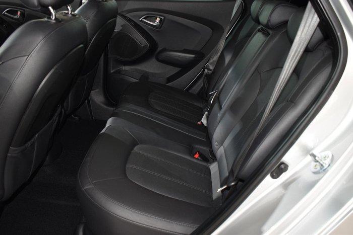 2015 Hyundai ix35 SE Series II MY15 Sleek Silver
