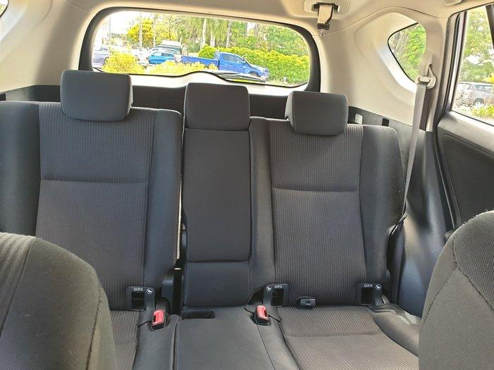 2013 Toyota RAV4 GX ASA44R AWD Cosmos Blue