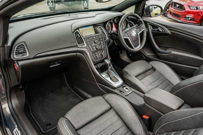 2016 Holden Cascada CJ MY16 Grey