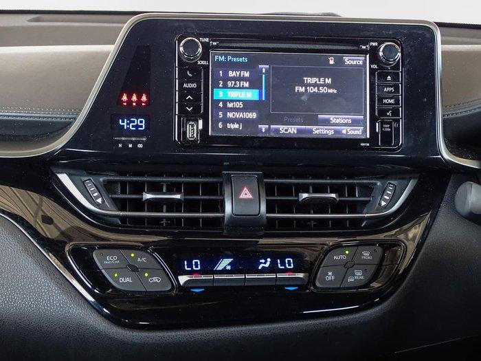 2019 Toyota C-HR NGX10R Grey