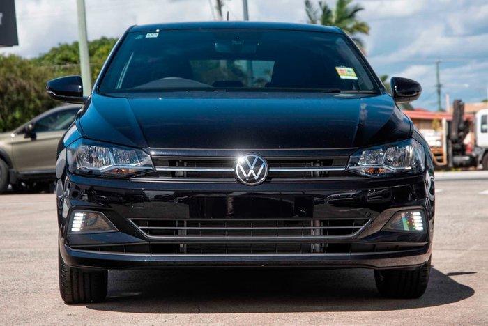 2020 Volkswagen Polo 85TSI Style AW MY21 Black