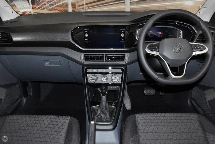 2020 Volkswagen T-Cross 85TSI Life C1 MY21 Grey