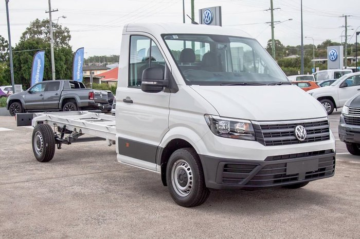 2020 Volkswagen Crafter 35 TDI410 SY1 MY20 White