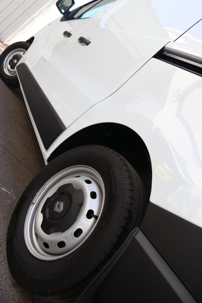 2020 Renault Trafic Premium 125kW X82 Glacier White