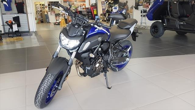 2020 YAMAHA Street LAMs MT07 ABS Blue