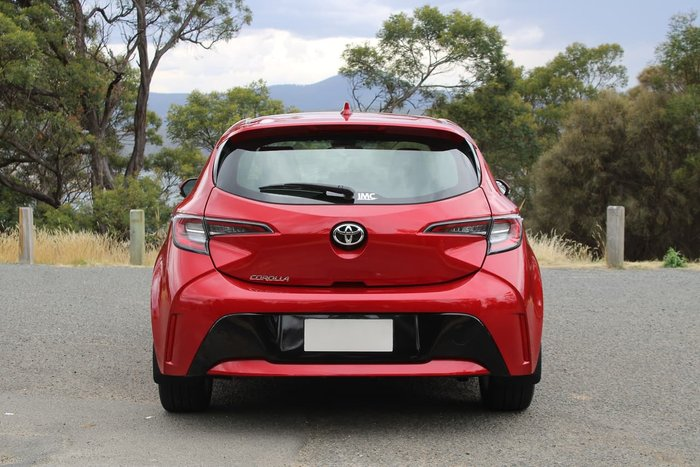 2019 Toyota Corolla Ascent Sport MZEA12R Red