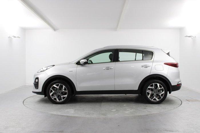 2018 Kia Sportage Si Premium QL MY19 4X4 On Demand Silver