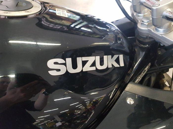 2001 Suzuki GSF1200S (BANDIT) Black