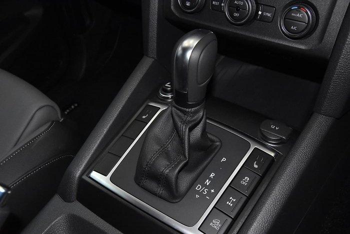 2020 Volkswagen Amarok TDI580SE 2H MY20 4X4 Constant White