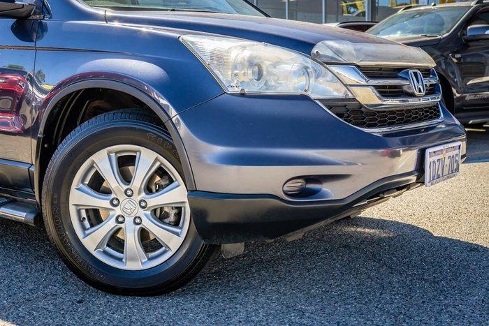 2010 Honda CR-V Limited Edition RE MY10 4X4 On Demand Grey