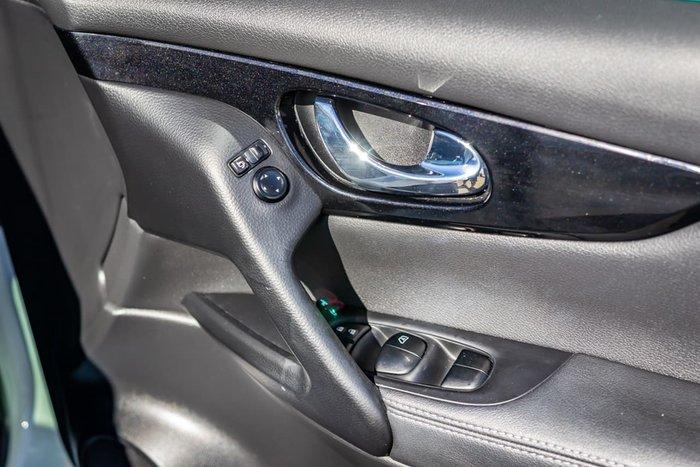 2016 Nissan QASHQAI Ti J11 White
