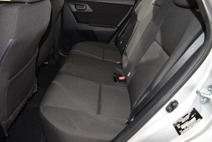 2015 Toyota Corolla Ascent ZRE182R Silver Pearl