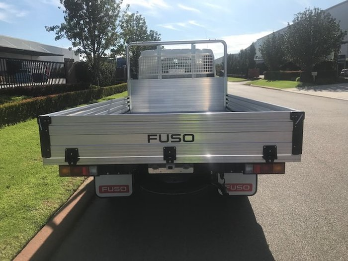 2021 FUSO CANTER 515 CITY CAB - WITH SAFETY PACK