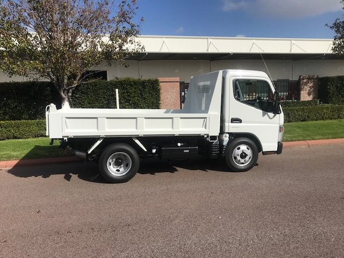2021 FUSO CANTER 615 CITY CAB FACTORY TIPPER