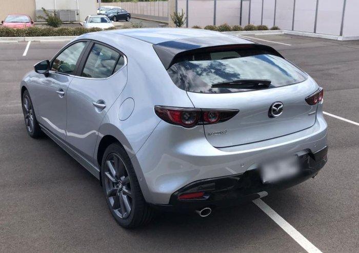 2020 Mazda 3 G20 Touring BP Series Silver