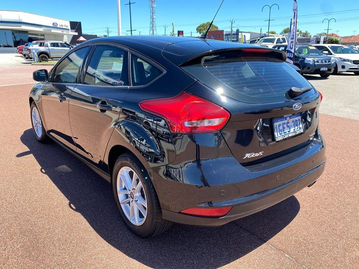 2016 Ford Focus Trend LZ Black