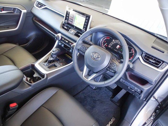 2020 Toyota RAV4 Cruiser AXAH52R Silver