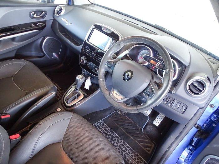 2014 Renault Clio GT Premium IV B98 Blue