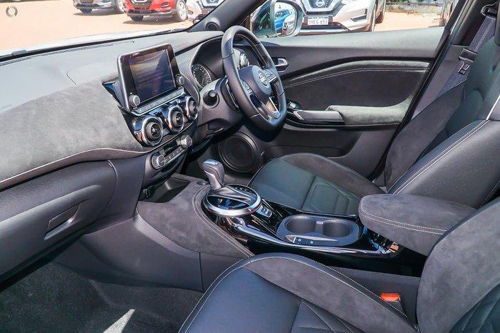 2020 Nissan JUKE Ti F16 Silver