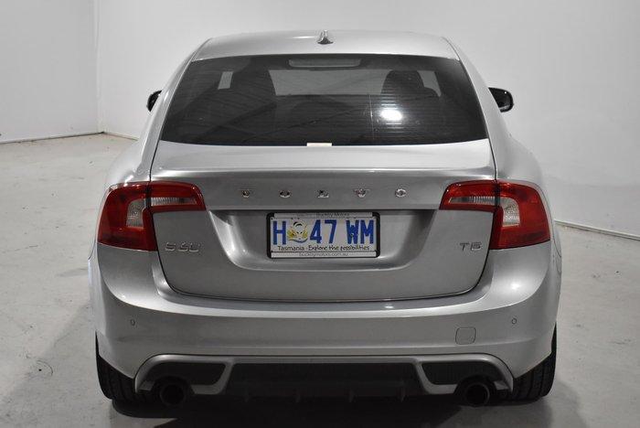 2013 Volvo S60 T5 Teknik MY13 Silver