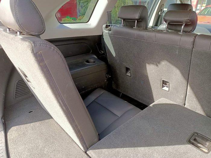 2012 Holden Captiva 7 CX CG Series II MY12 4X4 On Demand White