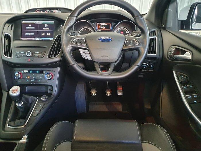 2015 Ford Focus ST LZ White