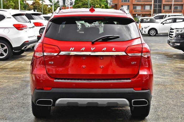 2020 Haval H2 Premium MY20 Red