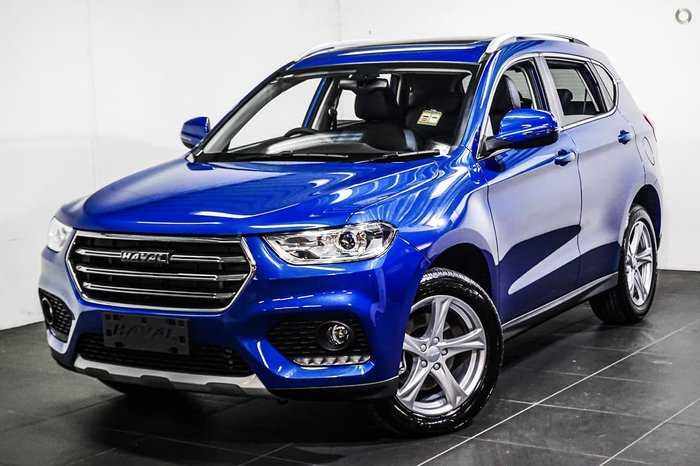 2020 Haval H2 LUX MY20 Blue