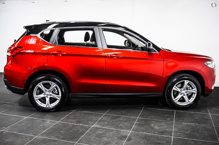 2020 Haval H2 LUX MY20 Red