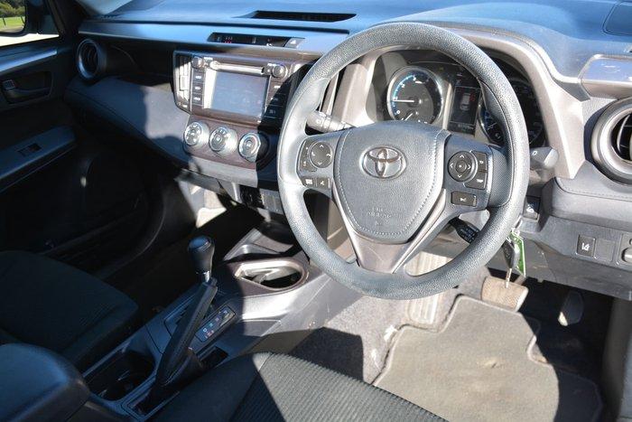 2018 Toyota RAV4 GX ALA49R 4X4 On Demand Glacier White