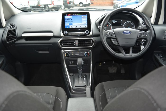 2019 Ford EcoSport Trend BL MY19.25 White