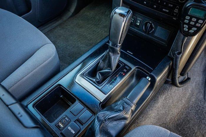 2011 Toyota Landcruiser Prado GXL KDJ150R 4X4 Constant White