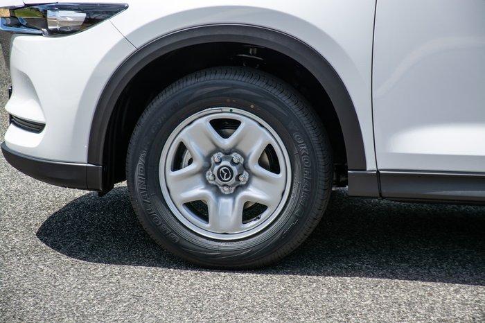 2020 Mazda CX-5 Maxx KF Series Snowflake White Pearl
